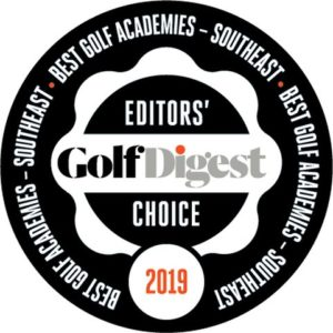Golf Digest Editor's Choice Award