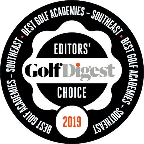 Golf Digest Editor's Choice Award