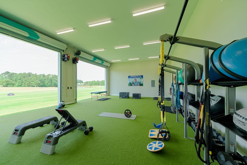 Dustin Johnson Golf School
