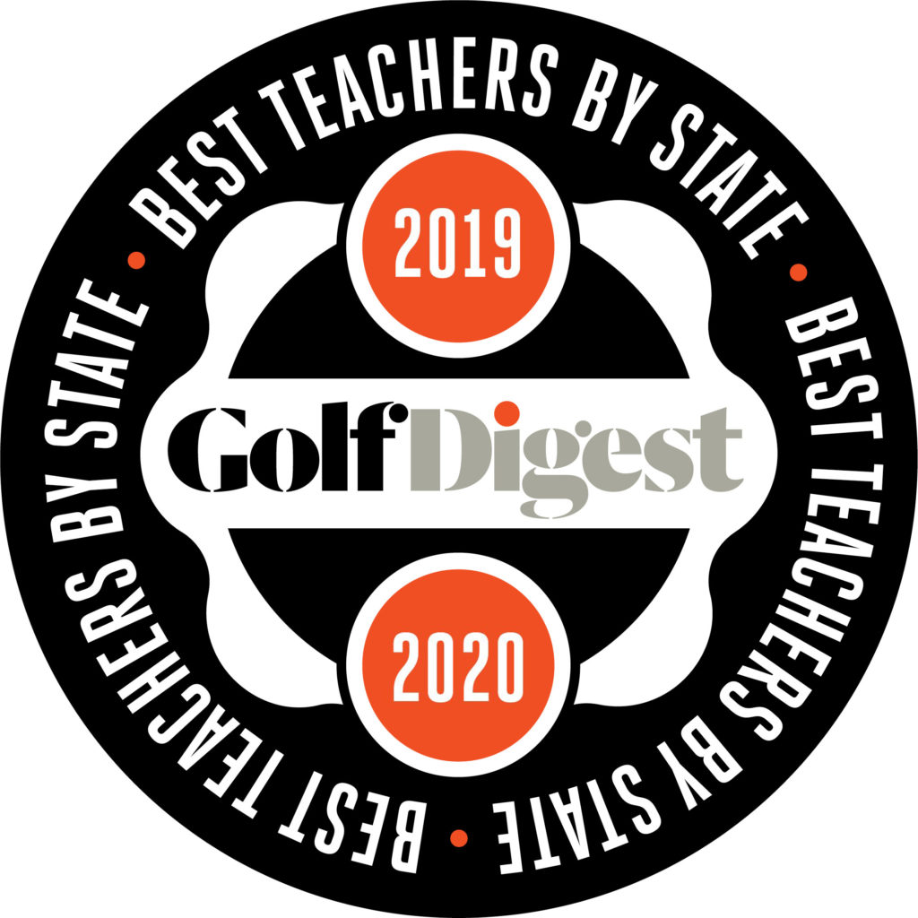 Golf Digest Best Teachers By State