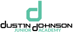 Dustin Johnson Junior Academy Logo